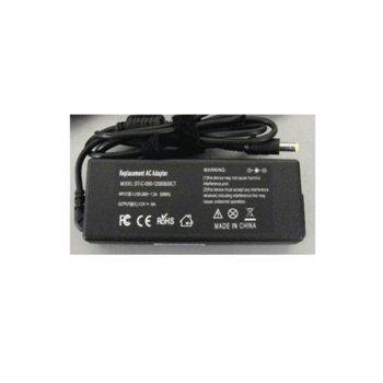 Захранване (заместител) за лаптопи, 12V/72W/6.0A, жак (5.5 x 2.5) image