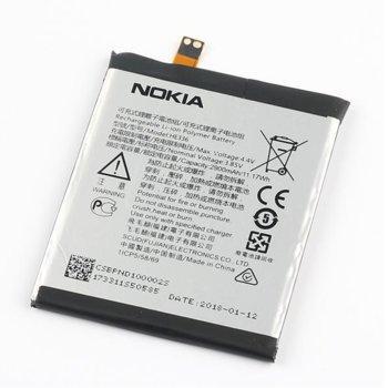 Батерия (оригинална) Nokia HE336 за Nokia 5, 2900mAh/3.85V image