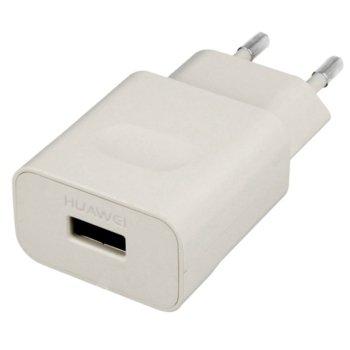 Зарядно устройство Huawei Fast Travel Charger HW-050200E01, 5V / 2A, бял (Bulk) image
