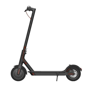 Електрически скутер Xiaomi Mi M365 Electric Scooter, 500W, до 25км/ч, алуминиев корпус, до 100кг, черен image