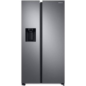 Хладилник с фризер Samsung RS68A8520S9/EF, клас F, 634 л. общ обем, свободностоящ, 395 kWh/годишно, осветление, инокс image