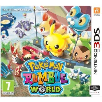 Pokemon Rumble World product
