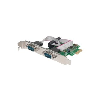 Manhattan Serial PCI Express Card 152082 product