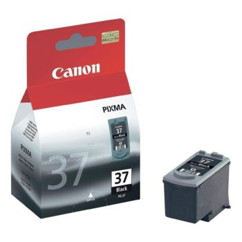 Мастило за Canon IP1800 / 1900 / MP210 / 220 / 470 / MX300 / 310 - Black - PG-37 - P№ 2145B001 - 220k image