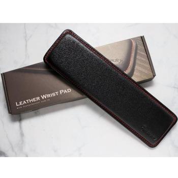 Подложка за китки Ducky Wrist Rest Mini, черна, 325 x 92 x 15 mm image