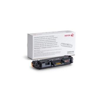 Тонер касета за Xerox B210/B205/B215, Black/Черен, Xerox 106R04348, оригинален, 3000к image