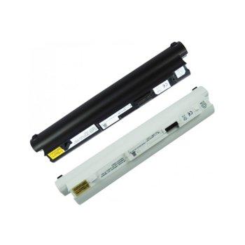 Батерия (заместител) за лаптоп Lenovo, съвместимa с модел IdeaPad S10-2, 6 cells, 11.1V, 5200mAh image