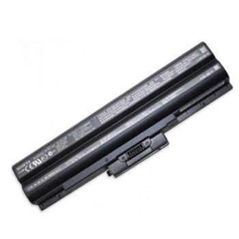 Батерия (заместител) за лаптоп SONY, съвместима със серия Vaio VGN-CS VGN-AW VGN-FW VGN-NS VGN-SR VGP-BPS13 VGP-BPS21 - 6 cell 11.1V 4800mAh  image