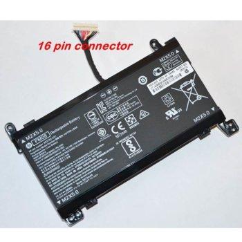Батерия (оригинална) за лаптоп HP, съвместима с Omen 17-AN*** FM08, 14.4V, 5973mAh image