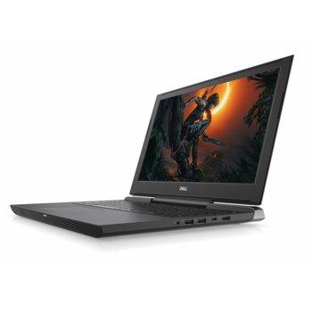 "Лаптоп Dell Inspiron Gaming G5 5500 (DIG55500I716G1T1660FHD_WINP-14), шестядрен Comet Lake Intel Core i7-10750H 2.6/5.0 GHz, 15.6"" (39.62 cm) Full HD 300Hz Anti-Glare Display & GF GTX 1660Ti 6GB, (mDP), 16GB DDR4, 1TB SSD, Windows 10 Pro image"