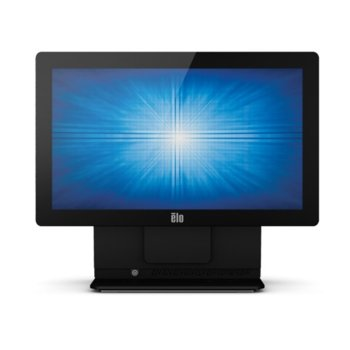 """Тъч компютър ELO E732416 ESY15E2-4UWD-0-ST-4G-1S-NO-00-BK, 15.6""""(39.62 cm) акустичен сингъл-тъч дисплей, четириядрен Bay Trail Intel® Celeron® J1900 2.0/2.42GHz, 4GB DDR3L, 128GB SSD, 4x USB 2.0 image"""