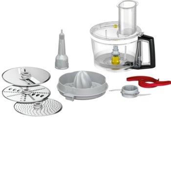Кухненски робот Bosch MUZ9VLP1, 3 шайби за обработка, сив image