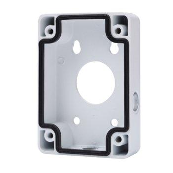 Разпределителна кутия Dahua PFA120, водоустойчива, алуминий, 297mm x 248mm x 107mm., до 7кг товар, за външен монтаж, бяла image