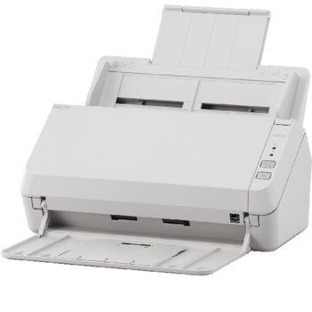 Скенер Fujitsu SP-1125, 600 dpi, A4, двустранно сканиране, ADF, USB, 25ppm / 50ipm image