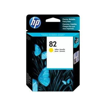ГЛАВА HEWLETT PACKARD HP Designjet 500/500 Plus/500PS, HP Designjet 510 Printer series - Yellow - P№ CH568A - заб.: 28ml image