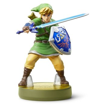 Фигура Nintendo Amiibo - Link Skyward Sword, за Nintendo 3DS/2DS, Wii U, Switch image