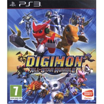 Digimon: All-Star Rumble product