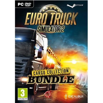 Euro Truck Simulator 2 Cargo Collection Bundle(PC) product