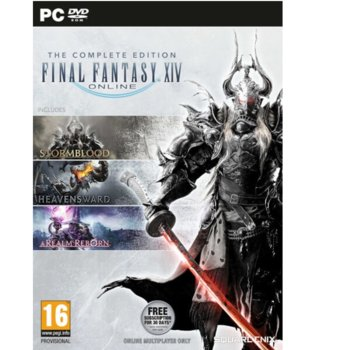 Final Fantasy XIV Online Complete Edition product