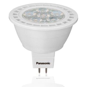 LED крушка Panasonic LDR12V6L27WG52EP, GU5.3, Spot, (5W), 350lm, 2700K image