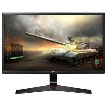"""Монитор LG 24MP59G-P, 23.8"""" (60.45 cm), IPS панел, Full HD, 1ms, 5M:1, 250 cd/m2, DisplayPort, HDMI, VGA image"""