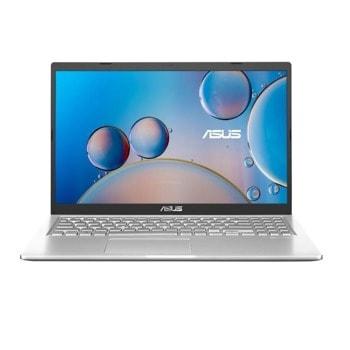 "Лаптоп Asus X515MA-BR414 (90NB0TH1-M09300)(сив), двуядрен Gemini Lake Refresh Intel Celeron N4020 1.1/2.8 GHz, 15.6"" (39.62 cm) Full HD IPS Anti-Glare Display, (HDMI), 4GB DDR4, 256GB SSD, No OS  image"