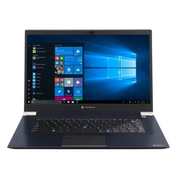 "Лаптоп Dynabook Toshiba Tecra X50-F-150 (PLR31E-0N100FG6), 4G LTE, четириядрен Whiskey Lake Intel Core i7-8565U 1.8/4.6 GHz, 15.6"" (39.62 cm) Full HD Anti-Glare Display, (HDMI), 16GB DDR4, 512GB SSD, 2x USB Type-C, Windows 10 Pro image"