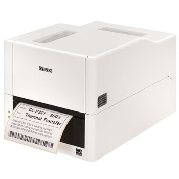 Етикетен принтер Citizen CL-E321 (CLE321XEWXXX), 203 dpi, 200 mm/s, 118mm image
