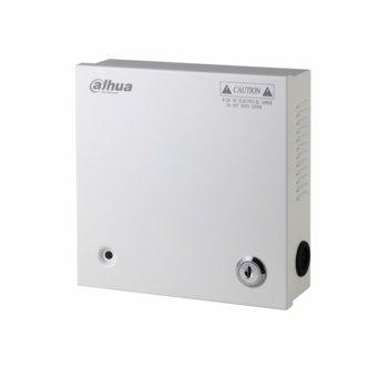 Захранващ блок за камери Dahua DH-PFM341-9CH, 12V, 6A, 9 канала image