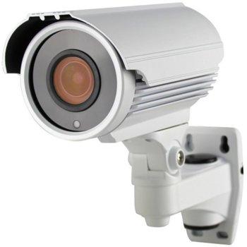 """Аналогова камера Longse LIA90EHTC130J, насочена """"bullet"""" камера, 1.3MPix(1280 x 960@25fps), 2.8-12mm, IR осветеност (до 90 m), външна, CMOS image"""