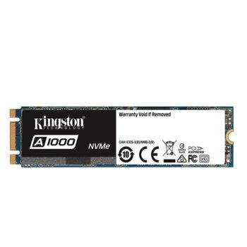 Kingston A1000 480GB (SA1000M8/480G) product