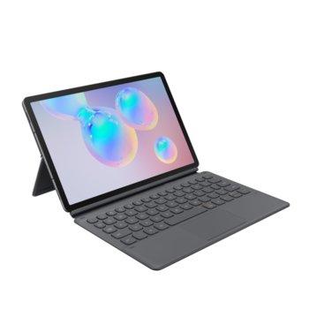 Клавиатура за таблет Samsung Galaxy Tab S6, сива image
