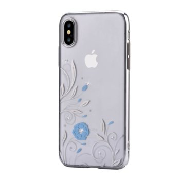 Devia Crystal Petunia for Apple iPhone XS silver product