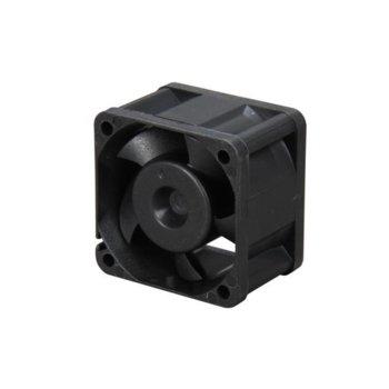Вентилатор 40мм, EverCool EC4028HH12BA, 2 ball bearing, 3 Pin Molex, 12000rpm image