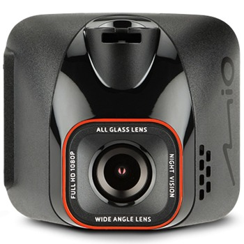 "Видеорегистратор MIO C570 GPS (5415N6090018), камера за автомобил, Full HD, 2"" (5.08 cm) LCD дисплей, 1.8 Mpix, microSD слот до 128GB, 3-осев G-Sensor, черен image"
