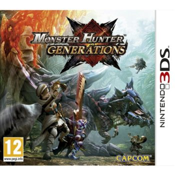 Monster Hunter Generations product