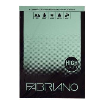 Fabriano Копирен картон, A4, 160 g/m2, резеда, 50 листа image