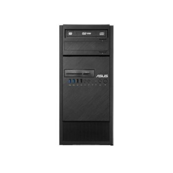 Настолен компютър Asus ESC500 G4 M2F, четиридрен Kaby Lake Intel Xeon E3-1245 v6 3.7/4.1GHz, 8GB DDR4, 1TB HDD, 1x USB 3.1 Type C, 1, 1x USB 3.1, 6x USB 3.0, Free DOS image