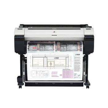 Canon imagePROGRAF iPF770 + Stand product
