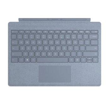 Клавиатура за таблет Microsoft Surface Pro Type Cover, съвместима с Microsoft Surface Pro, синя image
