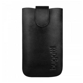 Bugatti Slim Leather Classic Universal 2XL (черен) product