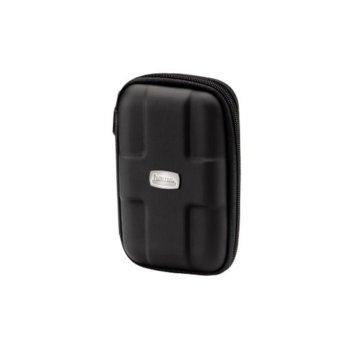 Чанта /калъф/ за външен твърд диск 2.5, HAMA EVA, (черен) image