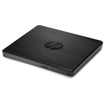 Оптично устройство HP Optical Drive, DVD-RW, външна, черна, USB 2.0 image