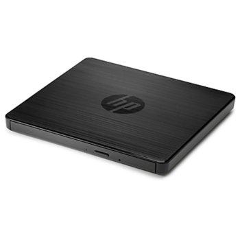 Оптично устройство HP Optical Drive, DVD-RW, външна, черна, USB 2.0 image