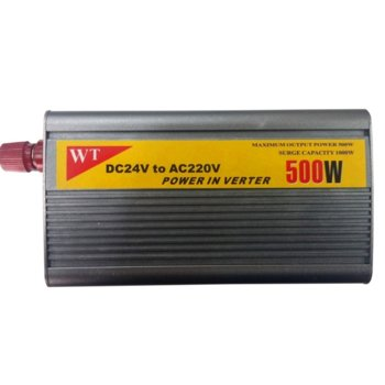 Инвертор 500W, от 12V към AC110 / 220V / 10A-40A за кола image