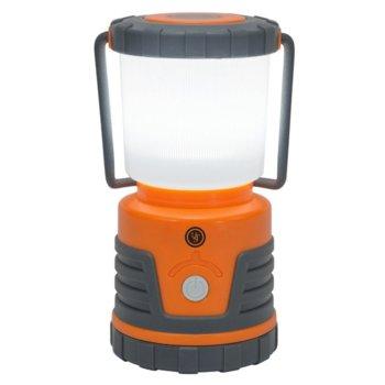 LED фенер UST Brands 30-Day DURO, 3x D(LR20) батерии, 1000 lumens, водоустойчивост IPX4, 5 режима на работа, издържа максимално 30 дни в икономичен режим, оранжев image
