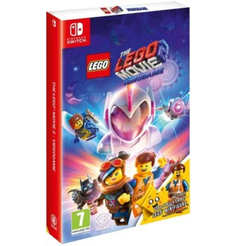 LEGO Movie 2: The Videogame Toy Edition (Switch) product