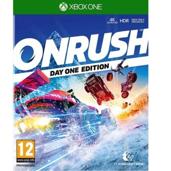 Onrush Day One Edition product