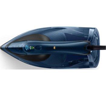 Парна ютия Philips GC5034/20, технология Optimaltemp, парен удар до 260 г., 3000W, синя image