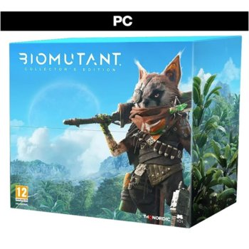 Biomutant - Collectors Edition PC product